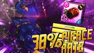 ** DEMON MELIODAS 30% PIERCE RATE GEAR DOMINATION ** | ** Seven Deadly Sins Grand Cross *