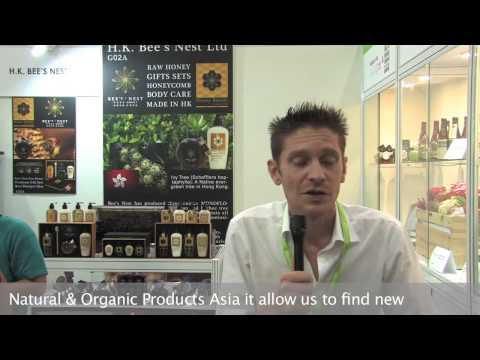 Natural & Organic Products Asia 2014