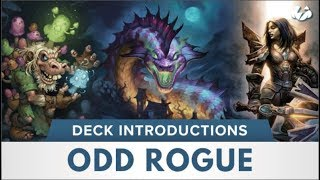 Hearthstone Deck Introduction | Odd Rogue | [Witchwood]