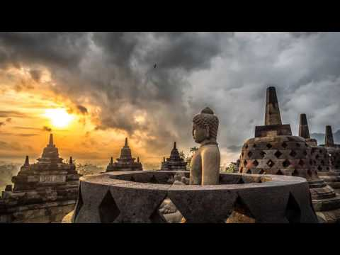 Borobudur - The Biggest Buddhist Temple In The World