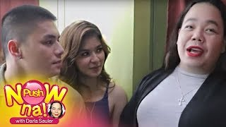 Push Now Na Exclusive: Chikahan with Loisa Andalio and Ronnie Alonte