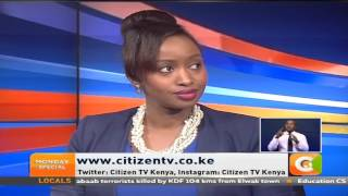 Janet Mbugua says goodbye  to Citizen TV