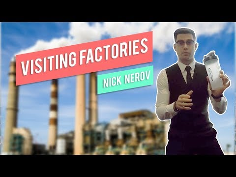 Visiting Manufacturer Factories In China Story