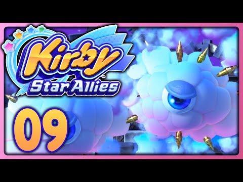 Angriff der Doppel-Krackos! ! ⭐️ Kirby Star Allies #09 | Let's Play [Deutsch]