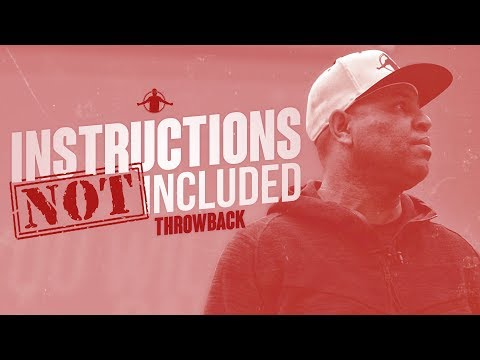 TGIM THROWBACK   INSTRUCTIONS NOT INCLUDED
