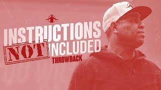 TGIM THROWBACK | INSTRUCTIONS NOT INCLUDED