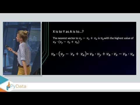 Exploring word2vec vector space - Julia Bazińska