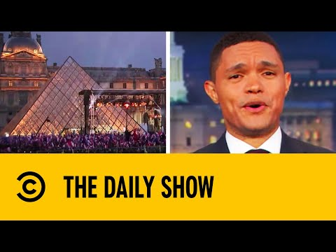 Save France Has Delayed The End Of The World - The Daily Show | Comedy Central Screenshots