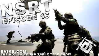 """Airsoft """"not So Round Table"""" Ep. 46 - Evike Tv"""