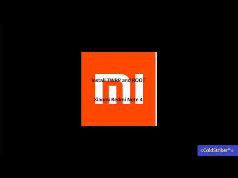 Root Redmi Note 4 and Install TWRP [100% Working Method] To root Redmi note 4 First unlock bootloade.