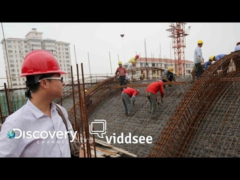 Great Wall Rising - This Wall Used To Protect The Imperial Dynasty Of China // Discovery on Viddsee