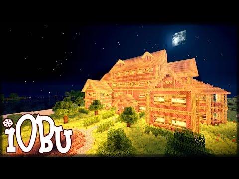 BRICK & PLANKS MANSION! - Minecraft Timelapse - Let's Build with Download