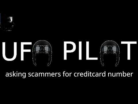 Asking Scammers For Their Creditcard Number