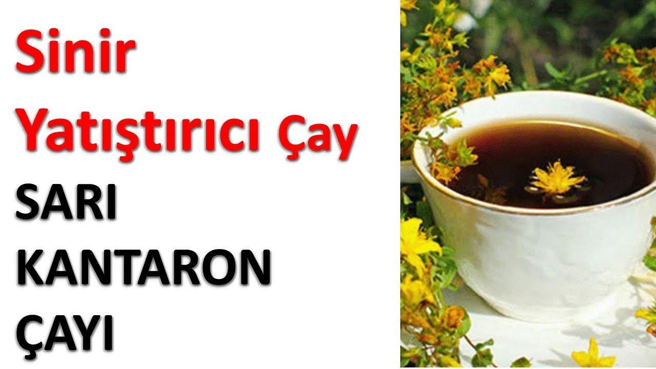 Sarı Kantaron Çayı Mucizesi