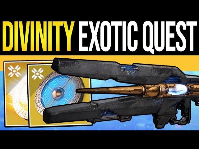 destiny 2 divinity quest