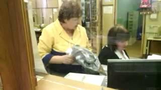 Беззаконие и хамство при получении посылки
