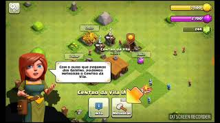 Nova serie de clash of clans - Desculpem a falta de videos - Clash Royale #1 --- Gonça GamesYT