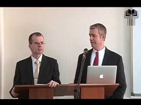 Семья пастора- духовное основание брака - семинар 2