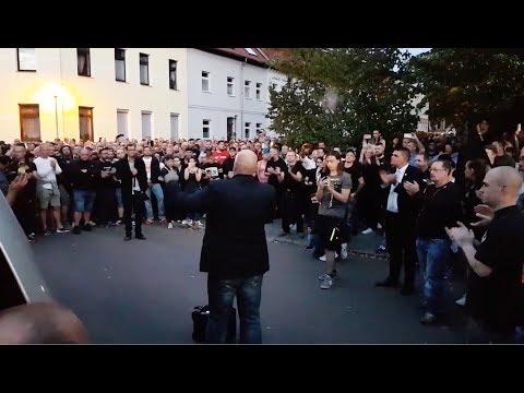 """Köthen: Thügida-Chef spricht vom """"Rassenkrieg gegen das deutsche Volk"""""""