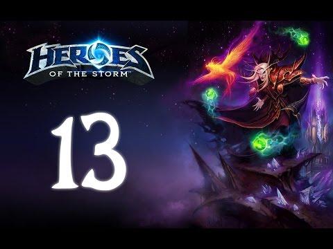 видео: [Ч.13]heroes of the storm Обзор обновления - Кель'Тас!