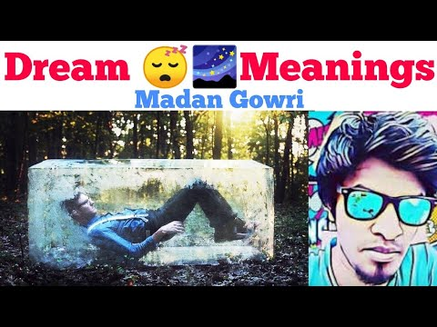 Your Dream Meanings | Tamil | Madan Gowri | MG