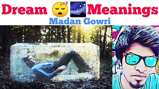 Your Dream Meanings | Madan Gowri | MG