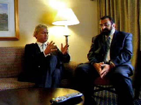 GEERT WILDERS Interview - Part One