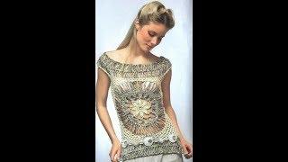 Новые Кофточки Крючком - 2019 / New Blouses Crochet