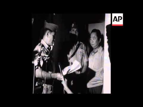 LIB 17-1-73 CHINESE DRUG DEALER EXECUTED