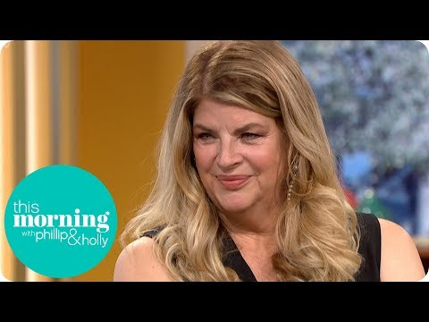 CBB's Kirstie Alley Feels the 'PunchGate' Accusation Could Have Destroyed Careers  This Morning
