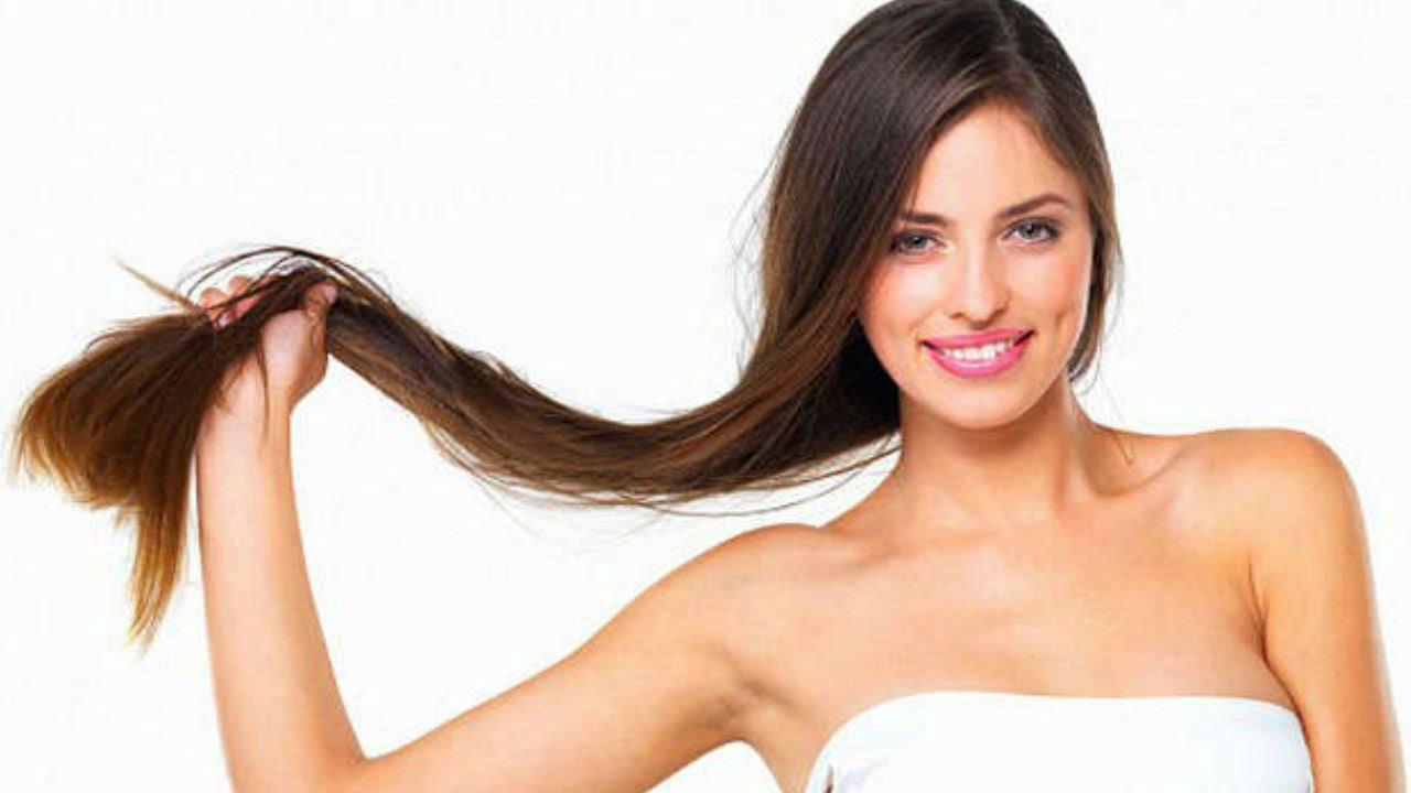 Массаж головы для роста волос с маслами