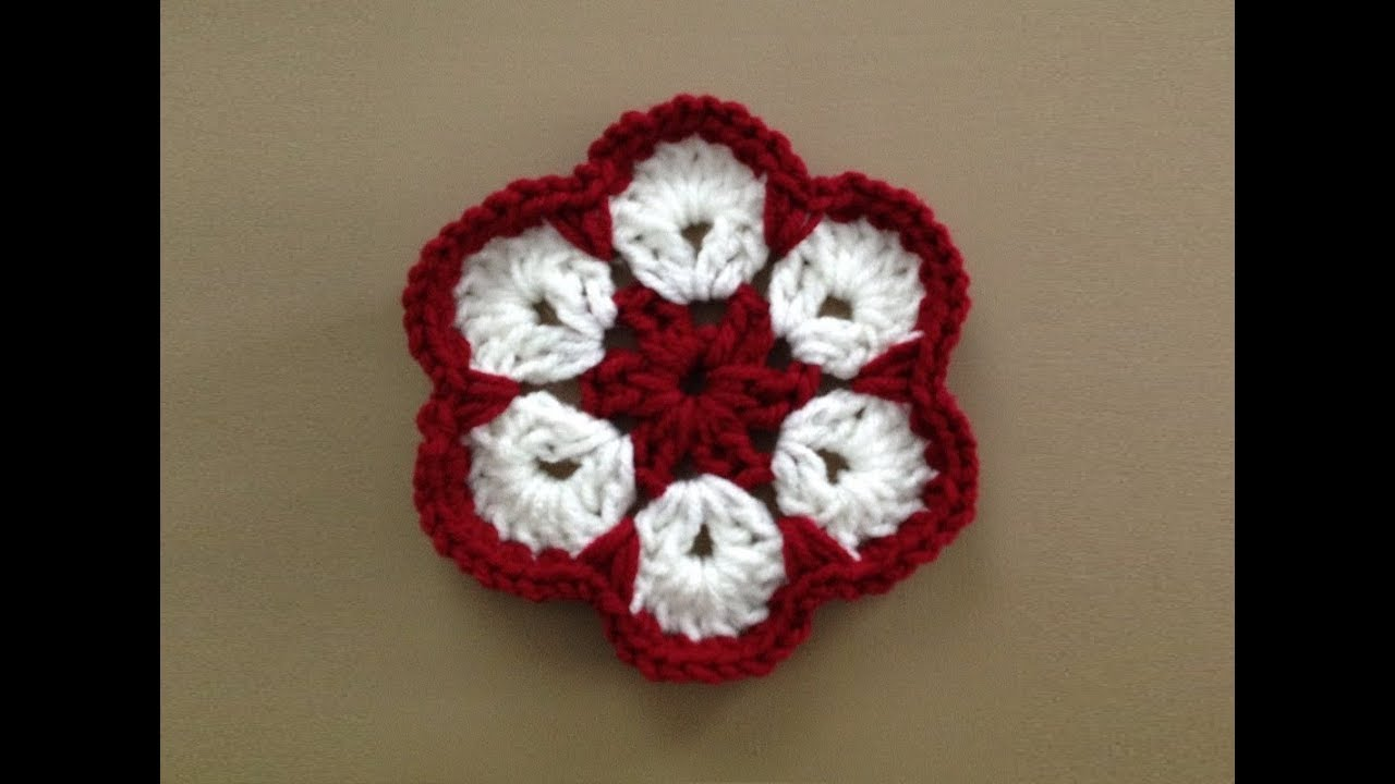 How To Crochet A Beverage Coasters Pattern 157by Thepatternfamily