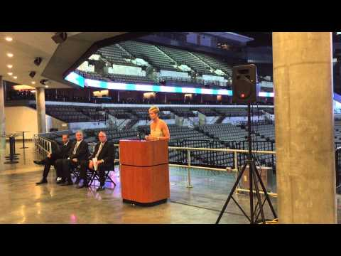 Dara Torres on 2016 U.S. Olympic Team Trials - Swimming Returning to Omaha