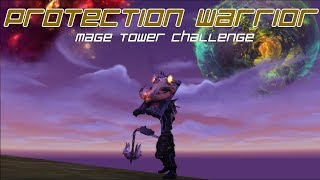 The Highlord Return - Protection Warrior Artifact Challenge - Jerel