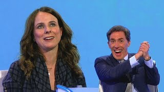 Accents with Rob Brydon and Cariad Lloyd - Would I Lie to You? [HD][CC-EN,NL]