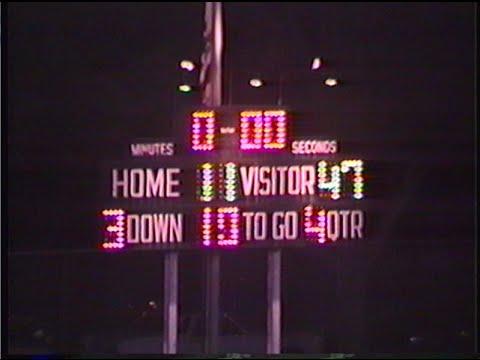 1989 Burroughs vs. Hart