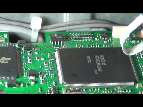 Icom IC-7300 All Band Transmit Modification MARS Mod CB