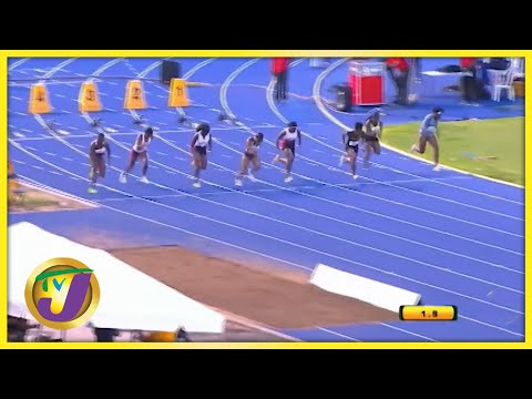 Jamaica's 2021 Track & Field Highlights -  June 25 2021