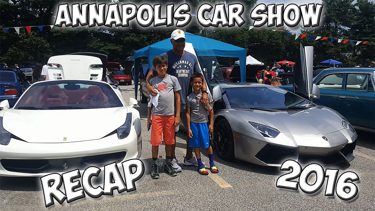 The Annapolis Car Show YouTube - Koons ford annapolis car show