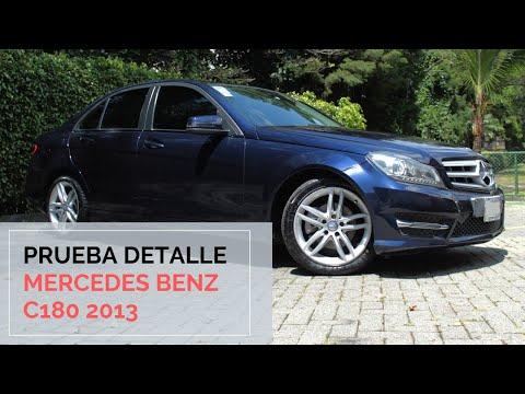 Mercedes Benz C180 2013 / Prueba detalle / Artesanos Car Club