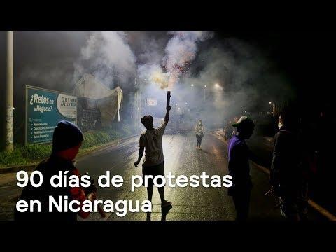Suman 273 personas muertas por protestas en Nicaragua - Despierta con Loret