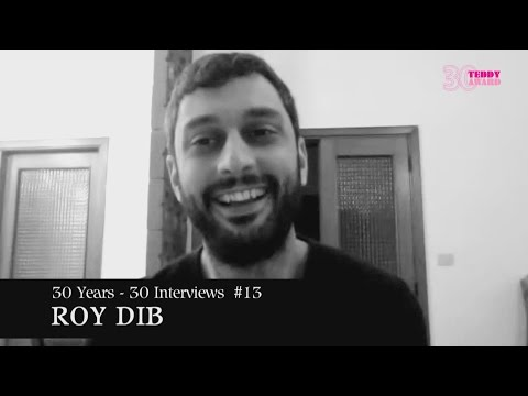 TEDDY AWARD Winner Roy Dib talks about his movie 'Mondial 2010' and queer film making in Lebanon