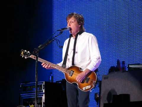 "Paul McCartney - ""Being for the Benefit of Mr. Kite!"" (2nd time ever played live) - Goiânia, Brazil"