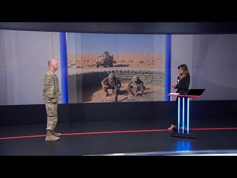 المتحدث الدولي باسم التحالف الدولي شون رايان: داعش لا يزال خطيرا.. وسنبقى في العراق  - نشر قبل 4 ساعة