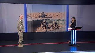 المتحدث الدولي باسم التحالف الدولي شون رايان: داعش لا يزال خطيرا.. وسنبقى في العراق