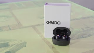 Grado GT220 Wireless Headphones Unboxing