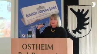 Vera Lengsfeld: SED, Stasi und Die LINKE – eine Bilanz
