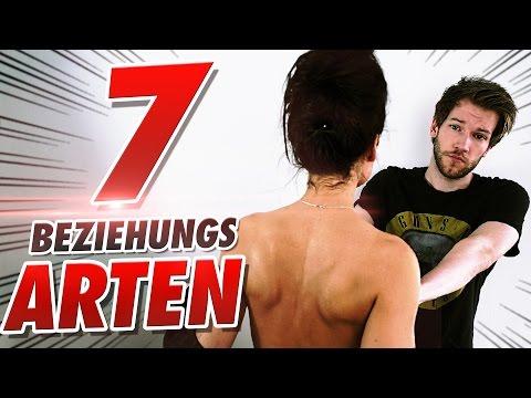 7 BEZIEHUNGS ARTEN!