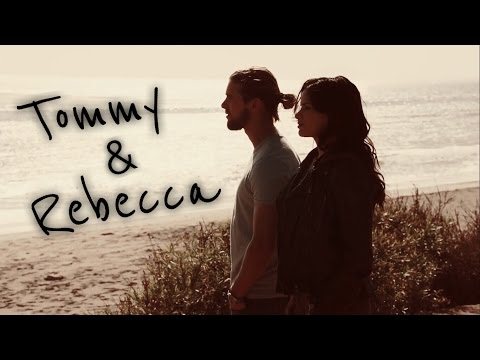 tommy & rebecca  alone in the dark