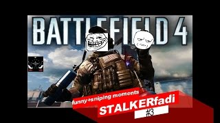 $ Battlefield 4 - Funny + Sniping Moments $ #3